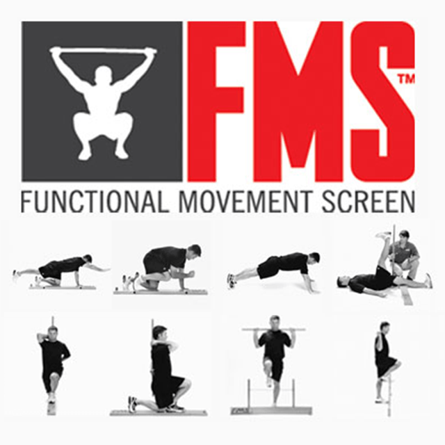 3. FMS (Functional Movement Screen)