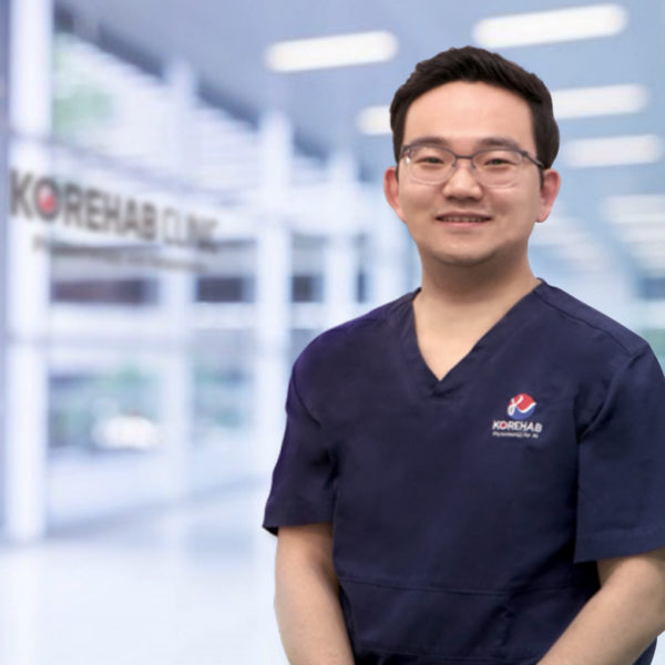 Mr Dong Wook Lee | Korehab Clinic