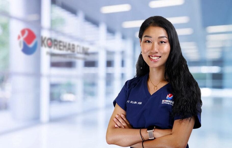 Sujin Kim Physiotherapist Korehab Clinic